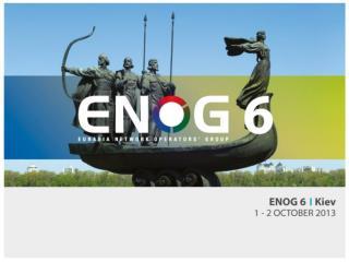 Participants 367 Participants at ENOG 6