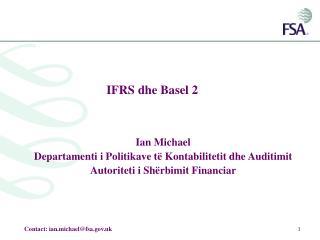IFRS dhe Basel 2