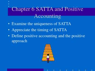Chapter 6 SATTA and Positive Accounting