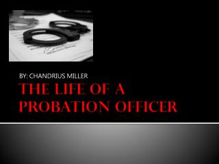 THE LIFE OF A PROBATION OFFICER