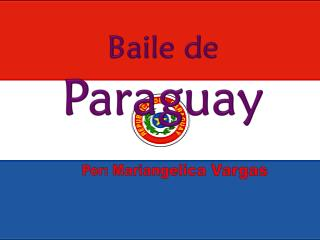 Baile de  Paraguay