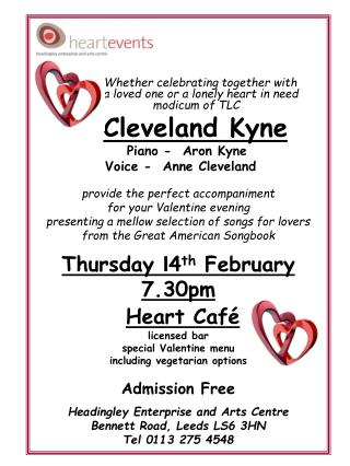 Cleveland-Kyne-Cafe-140213-Poster