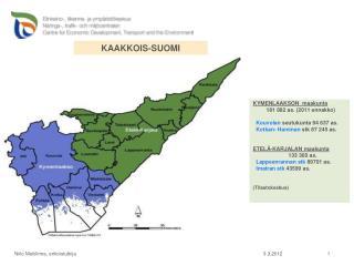 KAAKKOIS-SUOMI