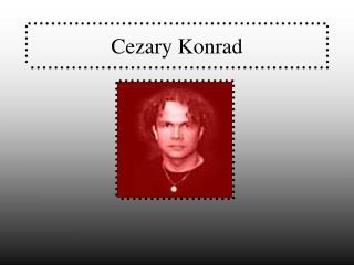 Cezary Konrad