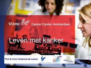 Leven met kanker