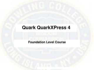 Quark QuarkXPress 4
