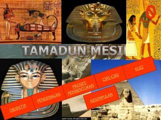TAMADUN MESIR