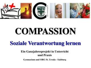 COMPASSION Soziale Verantwortung lernen