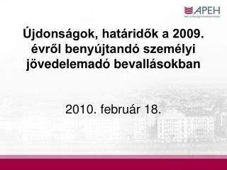 Bevallási kötelezettség teljesítése: Önadózóként 0953, Egyszerűsített bevallás (0953E),