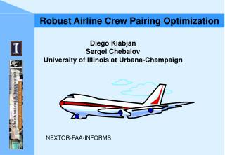Robust Airline Crew Pairing Optimization