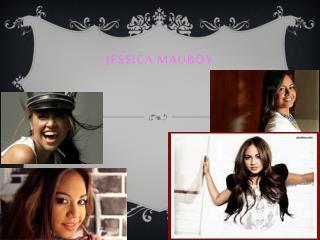 Jessica  M a uboy