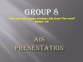 Ais presentation