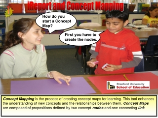 Creating Concept Maps