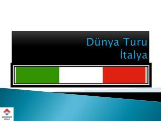 Dünya Turu İtalya
