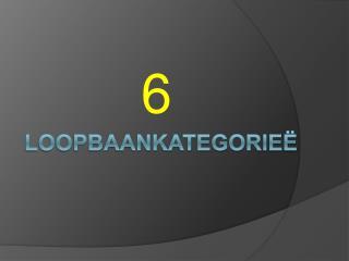 Loopbaankategorie ë