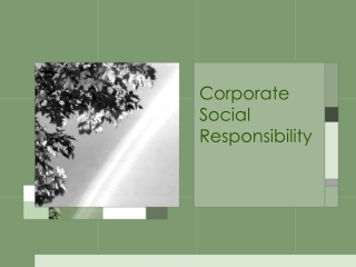 Public Relations and Sustainability