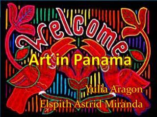 Art in  Panama