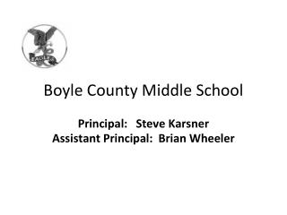 Boyle County Middle School