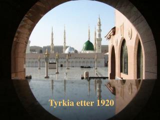 Tyrkia etter 1920