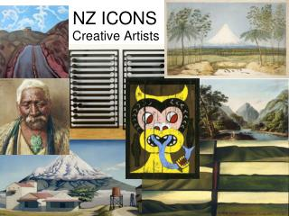 NZ ICONS