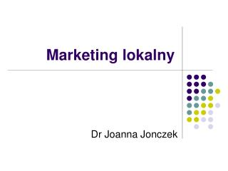 Marketing lokalny