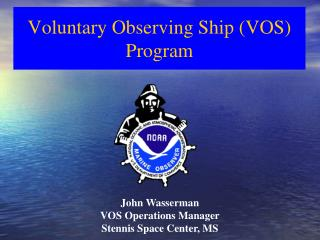 Voluntary Observing Ship (VOS) Program