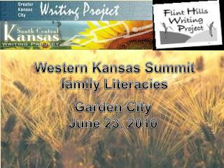 Western Kansas Summit family  Literacies