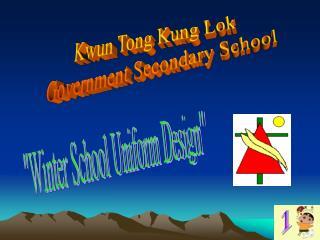 Kwun Tong Kung Lok  Government Secondary School