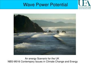 Wave Power Potential