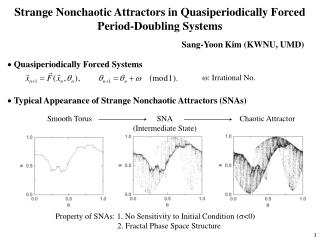 Strange Nonchaotic Attractors in Quasiperiodically Forced Period-Doubling Systems