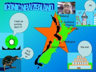 ICONIC NEW ZEALAND