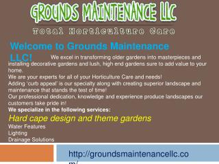 Exterior Maintenance and Design, Outdoor Lighting, Artificia