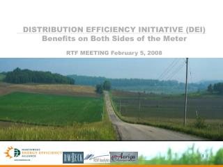 Distribution Efficiency Initiative  Overview