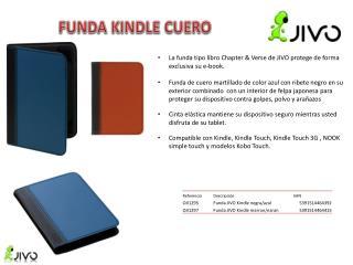 FUNDA KINDLE  CUERO