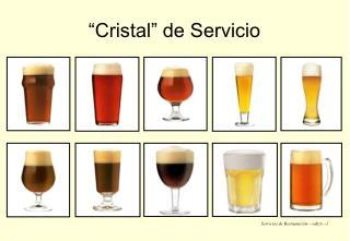 """""""Cristal"""" de Servicio"""