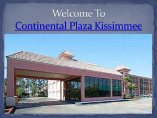 Continental Plaza Kissimmee