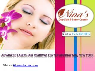 Advanced Laser Hair Removal Center Manhattan, New York
