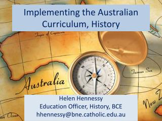 Implementing the Australian Curriculum, History