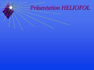 Präsentation HELIOFOL