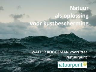 Natuur als oplossing voor kustbescherming