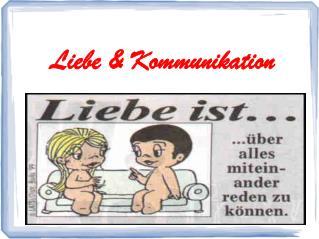 Liebe & Kommunikation