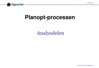 Planopt-processen