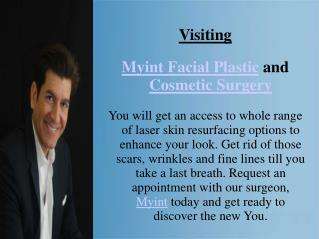 Myint Facial Plastic and Cosmetic Surgery