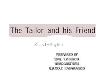 Class I � English