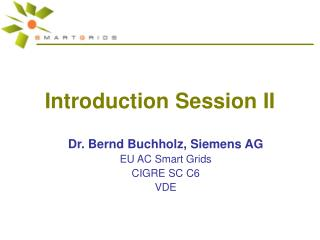 Introduction Session II