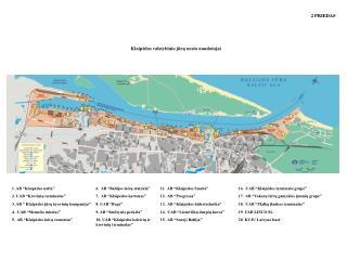 Klaipėdos valstybinio jūrų uosto naudotojai