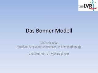 Das Bonner Modell