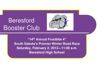 Beresford Booster Club