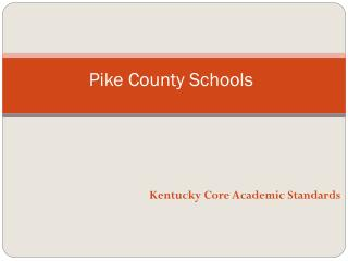 Pike County Schools