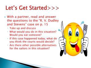Let�s Get Started>>>